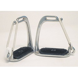 SAFETY STIRRUPS, SIZE 11,5 CM