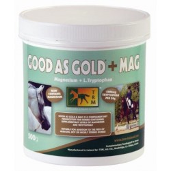 GOOD AS GOLD + MAG 500 G