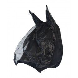 STRETCH FLY MASK WITH EARS,...