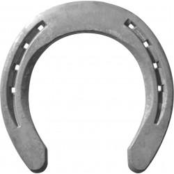 F 2, 16X8 - Trottingshoe - ALU-HALFROUND