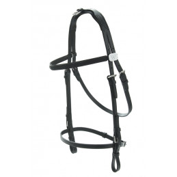 W-BRIDLE WITHOUT OVERCHECK,...
